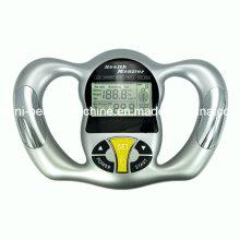 Modern Excellent Quality Mini Digital LCD Portable Digital Handheld Body Mass Index BMI Meter Health Fat Analyzer Monitor