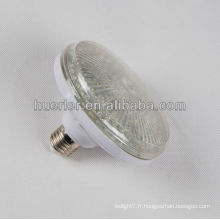 Lampe led e27 5w 6w 126 leds light fabrication miel peigne