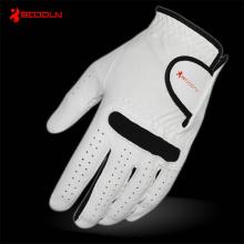 Fashion Genuine Leather Golf Gloves (2485)