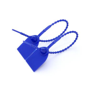 Cerraduras plásticas, longitud 280mm, cerradura plástica de una sola vez, sellos plásticos
