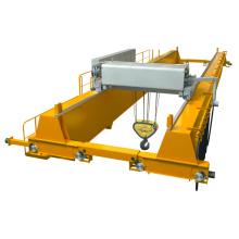 Europe Style 5ton Workshop Eot Double Girder Bridge Crane
