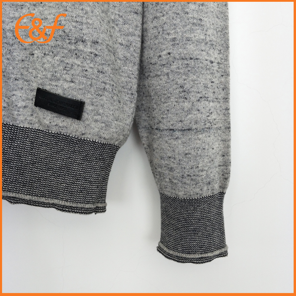 Grey jumper mens