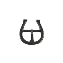 Garment Accessory Cheap Letter Shape Metal Pin Belt Buckle
