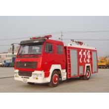 Camión de lucha contra incendios de Sinotruk (ZZ1166SSMC46100)