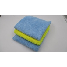 Microfiber Coral Fleece Cleaning Cloth for Floor