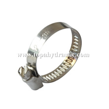 Manufacturer of for Stainless Steel Hose Clamps quick release  pipe stainless steel clamp export to Denmark Supplier