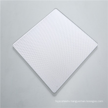 High Light Diffusion Prism Polycarbonate Solid Sheet