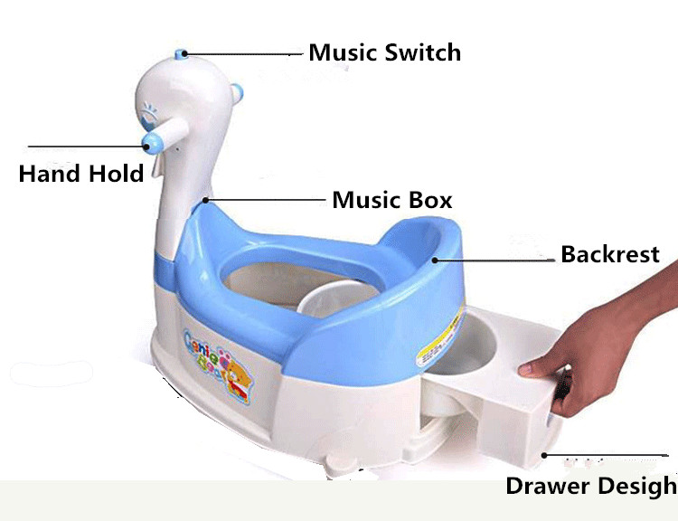 Plastic Potty Trainer