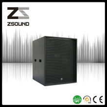 "18"" Stage Sound Audio Subwoofer System"