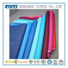 Tissu de haute qualité en mélange de coton et coton
