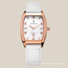 Fashion Women′s Quzrtz Watch Decorated by Rhinestones 71007