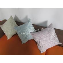 Woven Style Jacquard Cushion