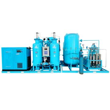 Генератор кислорода Промышленный газовый баллон с азотом / кислородом