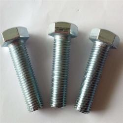 OEM galvanized hexagonal bolt
