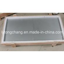 Mejor calidad tungsteno placas Thickness1.0mm ancho 750mm