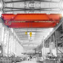 Grúa de arriba eléctrica fuerte superior de alta calidad de la fábrica 20 toneladas