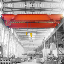 Grue aérienne forte de bonne qualité électrique de 20 tonnes de double poutre