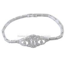 Чисто ювелирные изделия стерлингового серебра, Bangles & браслет ювелирных изделий женщин (KT3070)