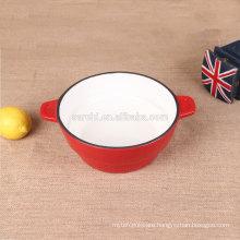 Morden kitchen castamel cookware saucepan