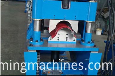 Ridge Cap Machine With Good Quality 03