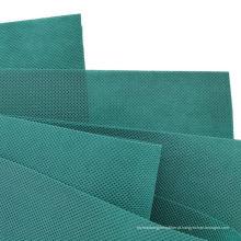 Tecido não tecido superabsorvente fiado