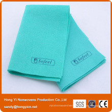 100%Viscose German Style Nonwoven Fabric Cleaning Cloth, All Purpose Cleaning Cloth