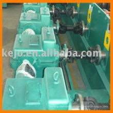 Máquina de formação de rolo de guarda-estradas de estrada de ferro aço galvanizado quente