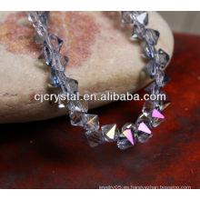 Granate de cristal del color de la buena calidad