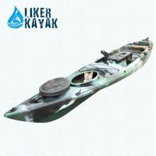 4.3m PE Single Seat Pesca par Liker Kayak