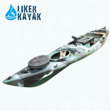 4.3m PE Single Seat Pesca by Liker Kayak