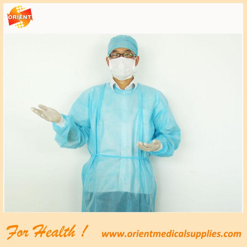 Camice chirurgico Standard monouso sterile