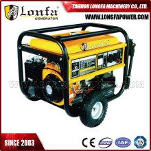 Générateur d'essence de démarrage électrique de 7kW 7kw 7000 watts