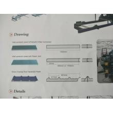 EPS Wall Panel Making Machine Line