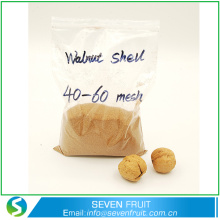Factory Supplier Body Scrub Walnut Shell Ground