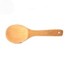 mini cuillères à thé en bois sur mesure