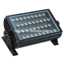Luz do projeto do diodo emissor de luz de 110V DMX512 RGB