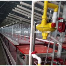 Chine usine prix volaille cage équipement pour ferme de poulets