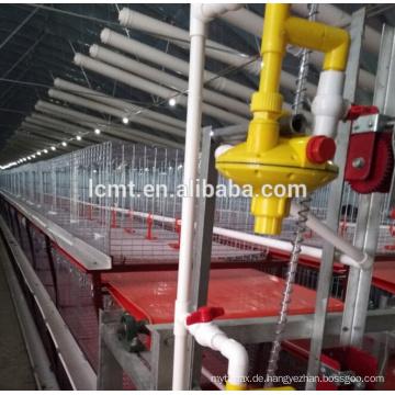 China-Fabrikpreis-Geflügelkäfigausrüstung für Masthühner bewirtschaften