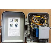 24 Cores FTTH Caixa de Distribuição de Fibra - Tipo de Divisor