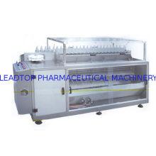 Máquina de lavado y llenado de botellas líquidas ultrasónicas para botellas de plástico / vidrio de 2-1000 ml