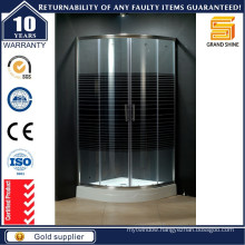 2016 High Quality Large Corner Shower Glass Enclosures