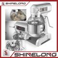 Heavy Duty Edelstahl Spiralkneter, Bäckerei Teig Mixer, Brot Mischmaschine