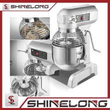 Misturador espiral de aço inoxidável pesado, misturador de massa de panificação, máquina de mistura de pão