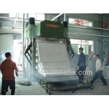 1 600 tonnes eva moussant press, presse mousse epdm