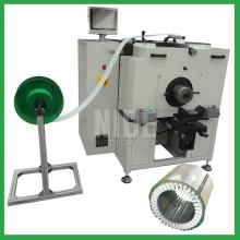 Stator insulation paper folding and inserting machine