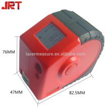 Ruban 16ft 135ft laser électronique ruban à mesurer numérique ruban à mesurer numérique