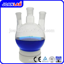 JOAN Lab Boro3.3 Glass Round Bottem Flask With 3 Necks