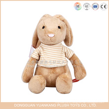 Soft Baby Girl Bunny Toys Stuffed and Plush Rabbit Toys with Dress