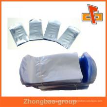 Sac à enveloppe rétractable en PVC personnalisé pour emballage de cosmétiques