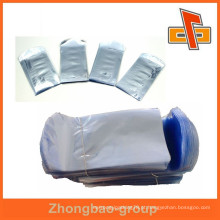 Personalizado PVC shrink wrap saco para embalagem caixa de cosméticos